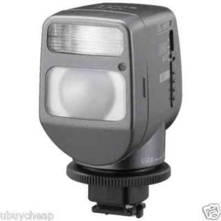 SONY HVL HFL1 COMBINATION VIDEO LIGHT AND FLASH NEW