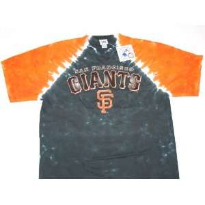 San Francisco Giants MLB Tye Die T Shirt ( Large ) Sports