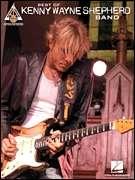 BEST OF KENNY WAYNE SHEPHERD BAND GUITAR TAB SONG BOOK