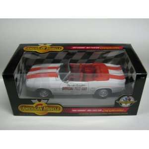 1969 Chevy Camaro Indy 500 Pace Car 118 Scale American