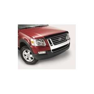 Hood Deflector, Smoke for Ford Explorer Sport Trac: Automotive