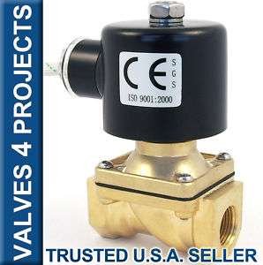 Electric Solenoid Valve 24 V DC Air Diesel B21N