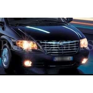 1997 2011 Chrysler Grand Voyager Xenon Fog Lamps lights