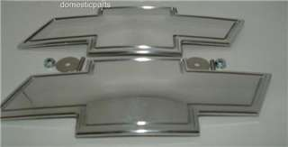 2007 2011 CHEVY TAHOE/SUB WITH BORDER POLISHED FRONT & REAR GRILLE