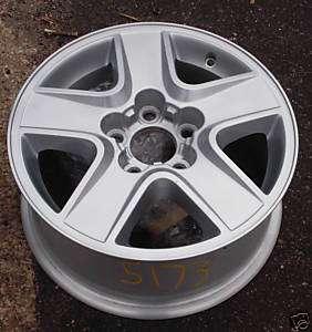 15 04 05 Chevrolet Malibu OEM Wheel Rim Rims
