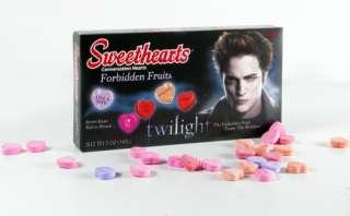 Twilight Sweethearts Candy Conversation Hearts Edward box