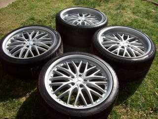 CLS SL500 CLS500 SL55 CLS55 SL550 CLS550 CLS63 AMG WHEELS TIRES