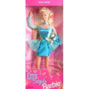 City Style Barbie Doll   Special Edition (1995) Toys
