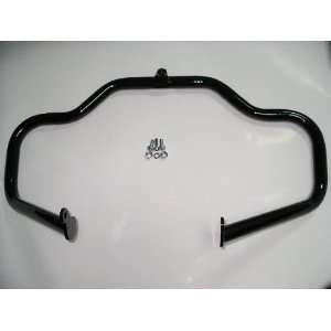 Mustache Engine Guard HD Touring 2009 2012 Black