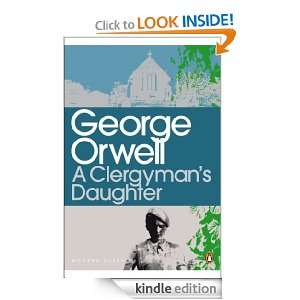 Clergymans Daughter (Penguin Modern Classics) George Orwell