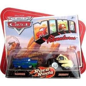 Cars Mini Adventures Race Rods