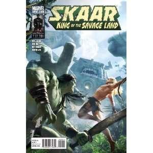Skaar: King of Savage Land #5: Rob Williams: Books