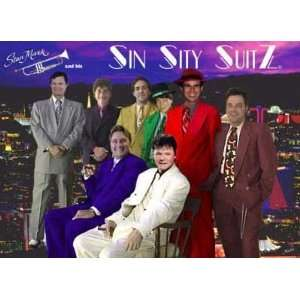 These Suitz Can Swing! Stan Mark and his Sin Sity Suitz: Music