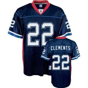 Clements Youth Jersey Reebok Navy Replica #22 Buffalo Bills Jersey