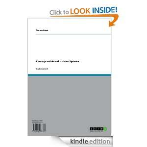 Systeme (German Edition): Theresa Hiepe:  Kindle Store