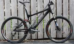 2008 Specialized Epic Expert Carbon Full Suspension MTB Mountain Bike