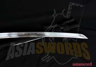 High Quality Hand Forged T10 1095 Sharpened Japanese Samurai Katana