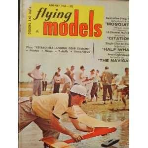 Flying Models Magazine (June/July 1963): Staff: Books