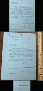 Judy Garland Signed Contract 1938 Mentions Wizard of Oz