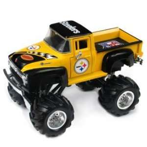 UD NFL 56 Ford Monster Truck Pittsburgh Steelers Sports