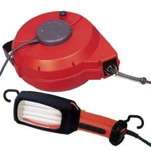 Advanced Tool Design Model ATD 80002 26 Watt Fluorescent Quad Reel