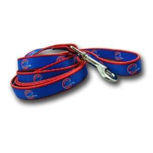 Chicago Cubs 6 Foot Dog Puppy Pet Leash Officially Licensed MLB