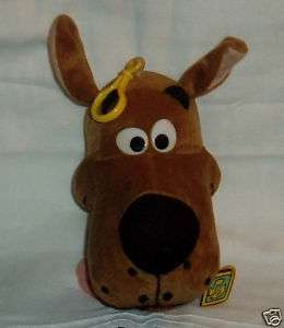 SCOOBY DOO PLUSH DOG KEY RING.