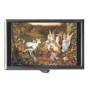 ENCHANTED FOREST FAIRY FANTASY ART Coin, Mint or Pill Box