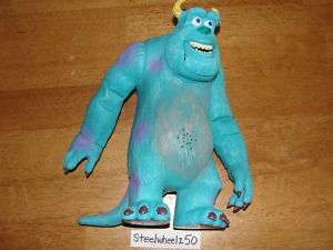 Disney Monsters Inc Talking Super Scare Sully Toy Pull