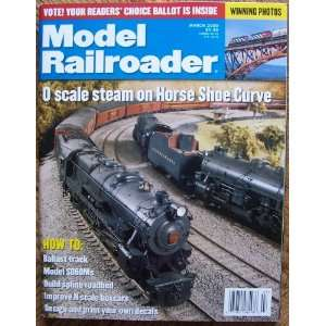 Model Railroader [ March 2000, Vol. 67 No. 3 ] (0 scale