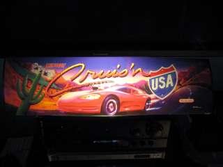 Cruisin Crusin Cruisn USA Jamma Arcade Pcb Works 100%