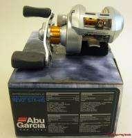 ABU GARCIA AMBASSAD REVO STX HS BAITCAST REEL 036282043831