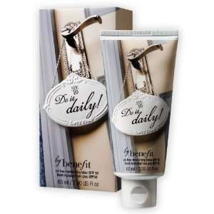 Benefit Cosmetics do it daily!   SPF 10 moisturizer Beauty
