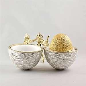 Faberge Egg   The Hen Egg Russian Easter Eggs E06 12B