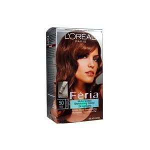 Loreal Feria # 50 Havana Brown Size KIT Beauty