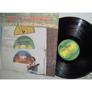 Countrys greatest love songs (green Vinyl) Paul Martin Music
