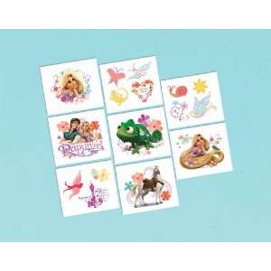 Disney Tangled Tattoos 16ct [Toy] [Toy]: Toys & Games