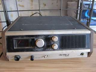 23 channel cb base radio testing the radio power on but no further