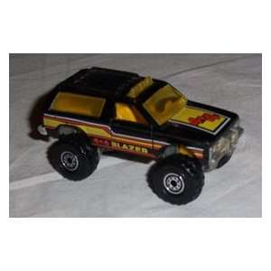Vintage 1983 Hot Wheels 4 X 4 Chevy Blazer Custom Paint