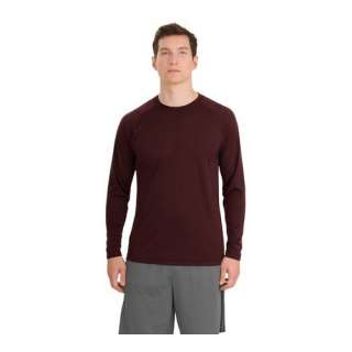 Sport Tek Dry Zone; Long Sleeve Raglan T Shirt. T473LS