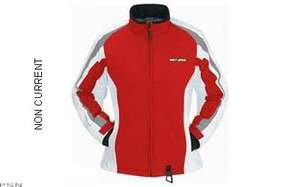 SKI DOO WOMENS TRAIL JACKET BRAND NEW RED 440504