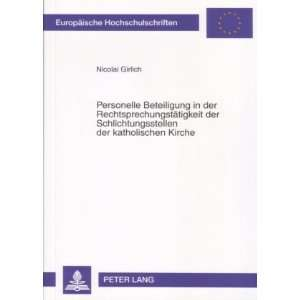 Kirche (German Edition) (9783631556061) Nicolai Girlich Books
