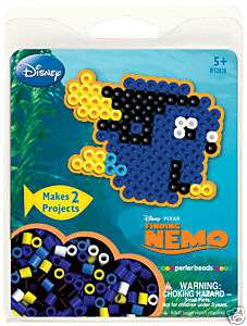 DISNEY DORY Clamshell Perler Bead Kit   NEW