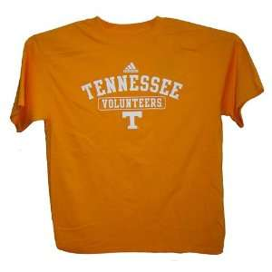 Tennessee Volunteers Official Practice NCAA T Shirts by Adidas (X
