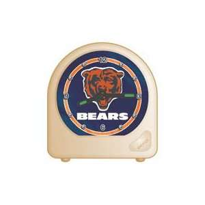 CHICAGO BEARS NFL FOOTBALL Team ALARM CLOCK New Gift