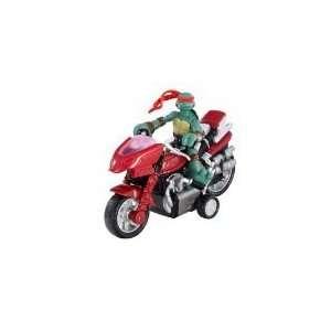 Teenage Mutant Ninja Turtles TMNT Mini Moto Cycle Raphael