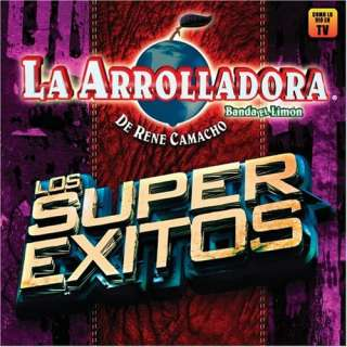 Super Exitos Arrolladora Banda El Limon
