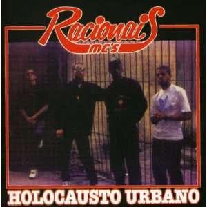 Holocausto Urbano Racionais MCs Music