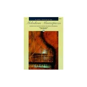 Alfred Publishing 00 6671 Melodious Masterpieces, Book 3