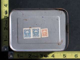 Vintage Edgeworth Extra High Grade Sliced Pipe Tobacco Tin   Very Nice